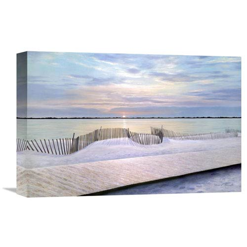 Global Gallery Twilight Time By Diane Romanello, 18 X 12-Inch Wall Art
