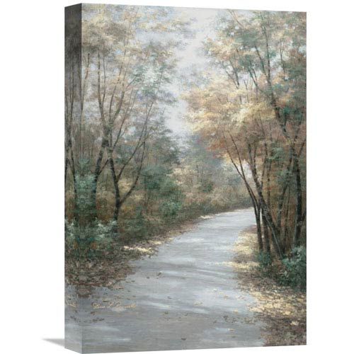 Global Gallery Shades Of Autumn By Diane Romanello, 12 X 18-Inch Wall Art
