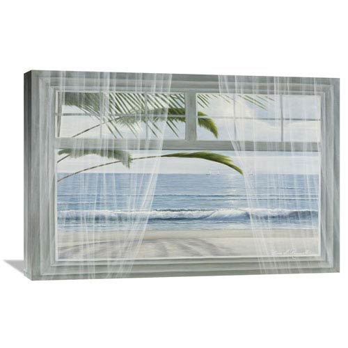 Global Gallery View Of The Tropics By Diane Romanello, 36 X 24-Inch Wall Art