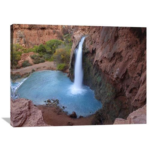 Global Gallery Havasu Falls, Grand Canyon, Arizona By Tim Fitzharris, 30 X 40-Inch Wall Art