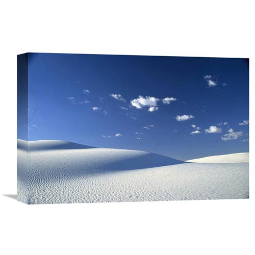 Global Gallery White Sands National Monument, New Mexico By Tim Fitzharris, 12 X 18-Inch Wall Art