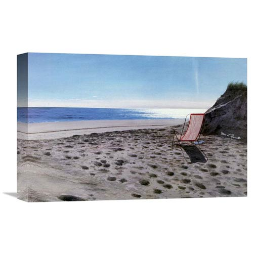 Global Gallery Summer Place By Diane Romanello, 18 X 12-Inch Wall Art