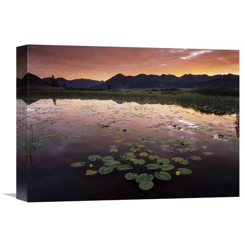 Global Gallery Sunrise Over Granadier Range, Molas Pass, Weminuche Wilderness, Colorado By Tim Fitzharris, 12 X 16-Inch Wall