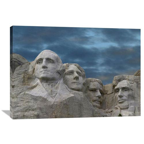 Global Gallery Mount Rushmore National Monument, South Dakota By Tim Fitzharris, 30 X 40-Inch Wall Art