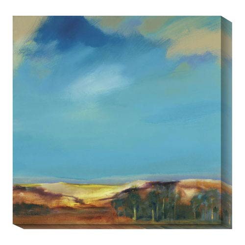 Global Gallery Mediterranean Harvest by S. Brooke Anderson: 36 x 36 Canvas Giclees