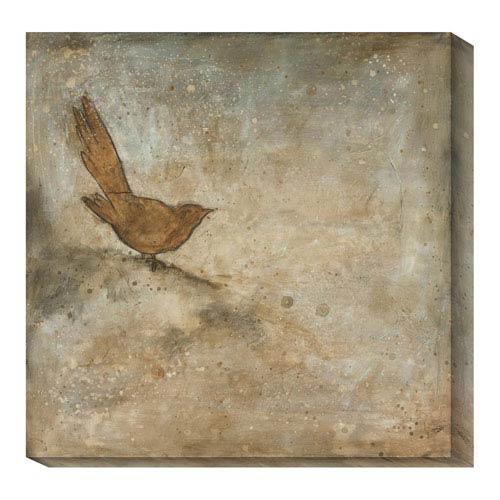 Global Gallery Bird Study III by Casey Matthews: 36 x 36 Canvas Giclees