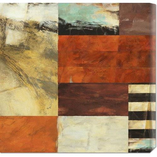 Global Gallery Attimo I by Leonardo Bacci: 24 x 24 Canvas Giclees, Wall Art
