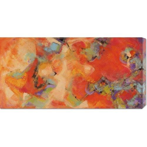 Global Gallery Piacevoli Emozioni by Tebo Marzari: 36 x 18 Canvas Giclees, Wall Art