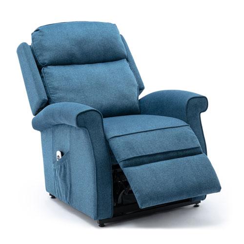 Lucerne Cadet Blue Lift Chair