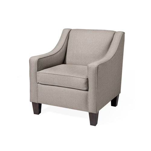 Ellery Club Chair- Taupe