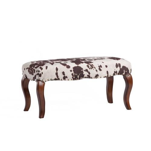 Comfort Pointe Shane Chestnut Bedroom Bench
