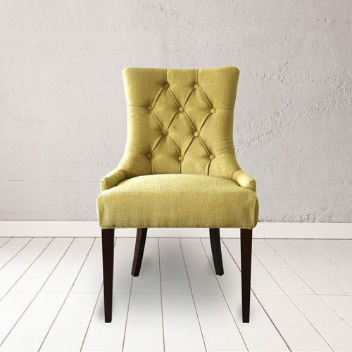 Madelyn Kiwi Tufted Chair