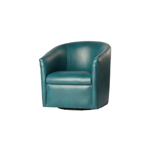 Draper Agean Swivel Chair