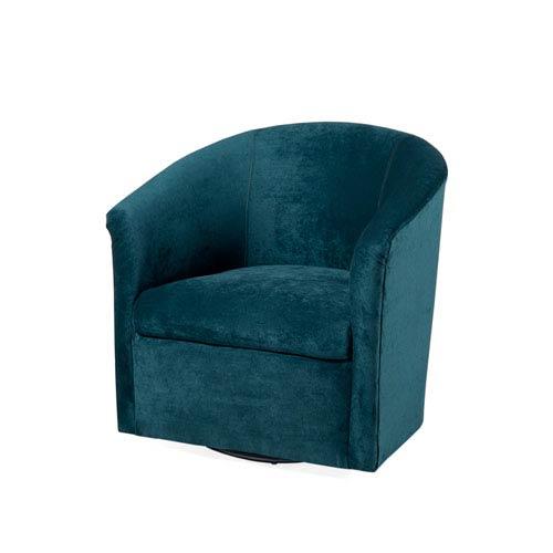 Elizabeth Ocean Swivel Chair