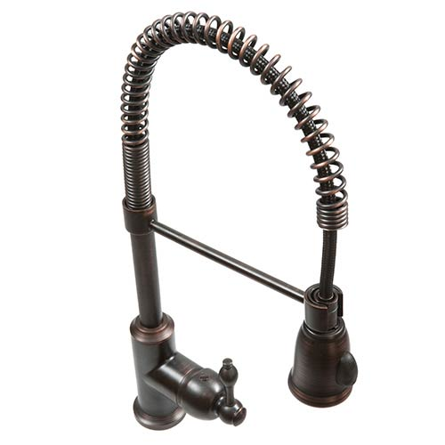 Premier Copper Products Oil Rubbed Low Lead Bronze Spring