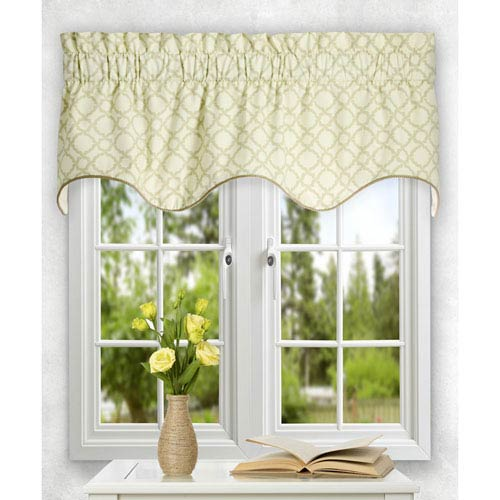 Kent Crossing 15 x 50-Inch Lined Duchess Filler Valance