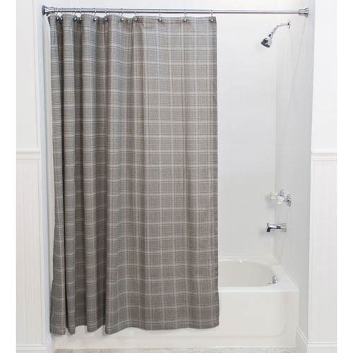 Ellis Curtain Morrison Black 72 X Inch Shower