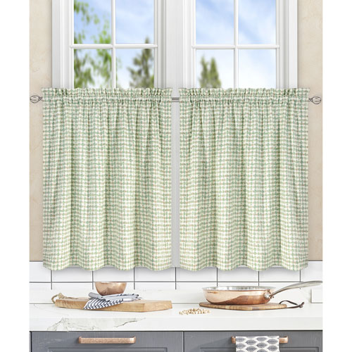 Birdhouse Kitchen Curtains Best Decorating
