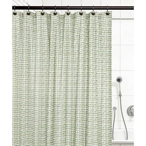 Davins Spa 72 x 72 Inch Shower Curtain
