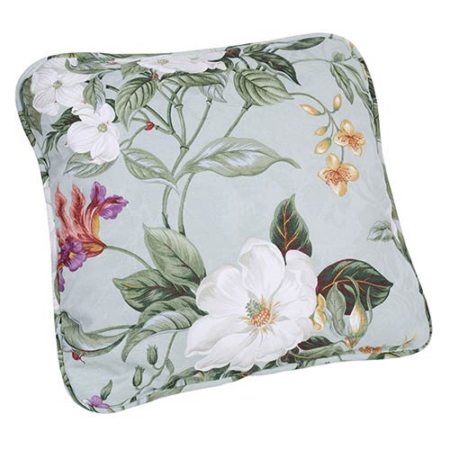 Ellis Curtain Garden Images Sage 17-Inch Toss Pillow