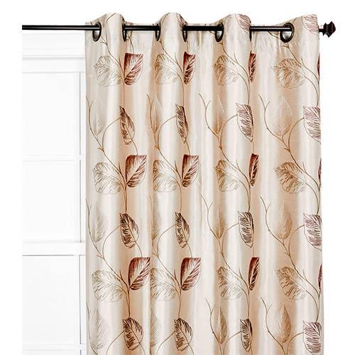 Ellis Curtain Astonish Taupe 50 X 63 Inch Curtain Single Panel
