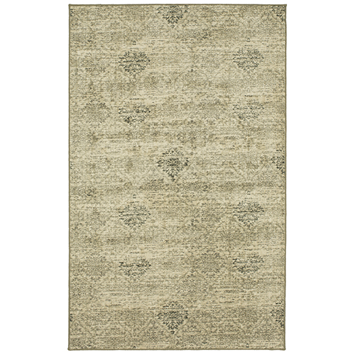 Design Concepts Revolution Wexford Lebasque Willow Gray Square: 7 Ft. x 7 Ft. Rug