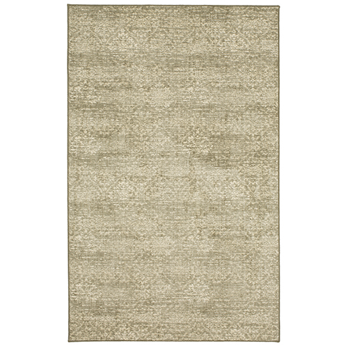 Design Concepts Revolution Wexford Destiny Willow Gray Rectangular: 5 Ft. 10 In. x 14 Ft. 10 In. Rug