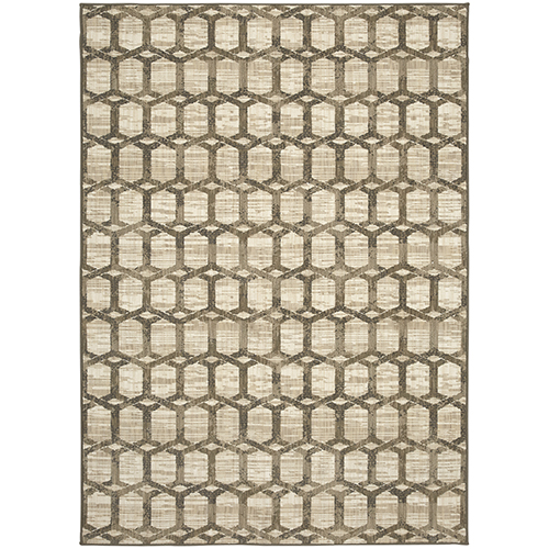 Design Concepts Birch Ivory Square: 5 Ft. 10 In. x 5 Ft. 10 In. Rug
