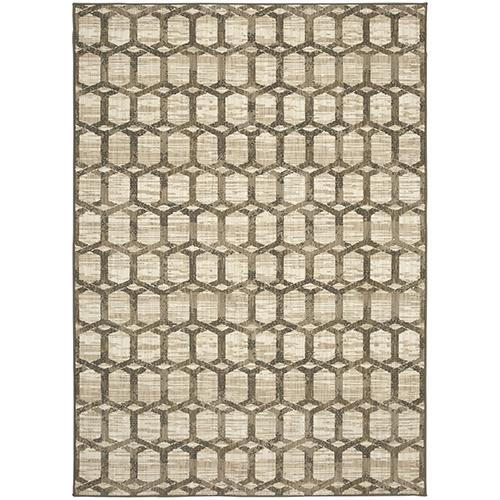 Design Concepts Birch Ivory Rectangular: 5 Ft. 10 In. x 9 Ft. Rug