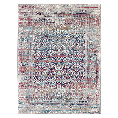 Meraki Phantasm Multicolor Rectangular: 8 Ft. x 11 Ft. Rug