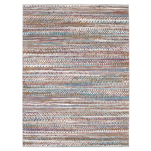 Meraki Wayward Multicolor Oyster Rectangular: 8 Ft. x 11 Ft. Rug