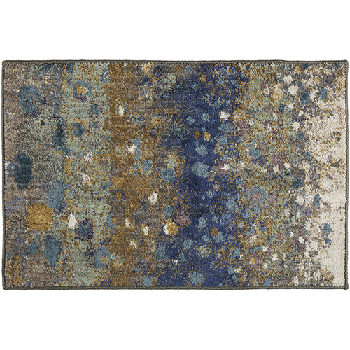Enigma Torrent Desert Multicolor Rectangular: 2 Ft. x 3 Ft. Rug