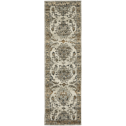 Touchstone Ascog Natural Multicolor Rug