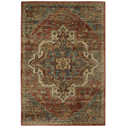 Elements Spice Taupe Rug