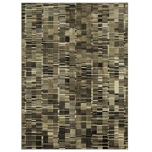Elements Cadence Onyx Gun Metal Rug