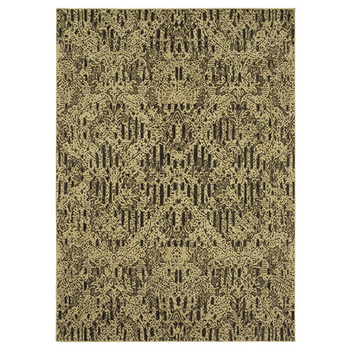 Spice Market Charcoal Brown Rectangular: 8 Ft. x 11 Ft. Rug