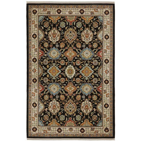 Karastan Sovereign Emir Multicolor Rectangular: 8 Ft 8 In x 10 Ft 6 In Rug