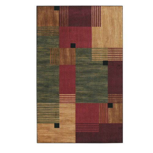 Alliance Multicolor Rectangular: 6 Ft. x 9 Ft. Rug