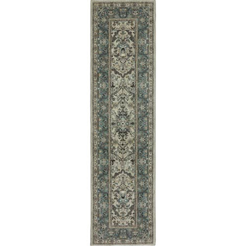 Euphoria Monaghan Sand Stone Runner: 2 Ft. 4 In. x 7 Ft. 10 In. Rug