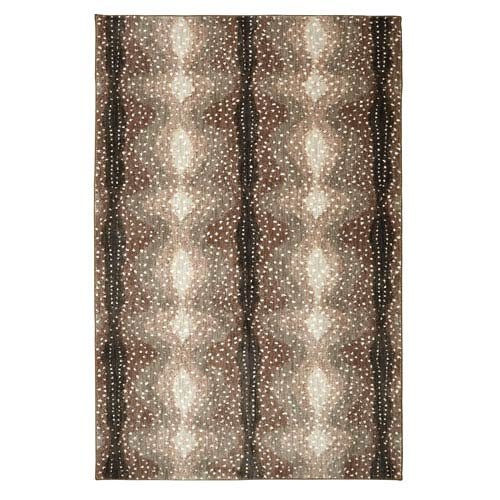 Euphoria Forfar Hazelnut Rectangular: 3 Ft 6 In x 5 Ft 6 In Rug