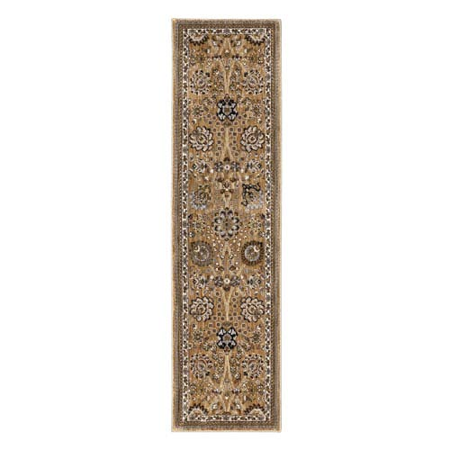 Spice Market Aden Gold Runner: 2 Ft. 4 In. x 7 Ft. 10 In. Rug