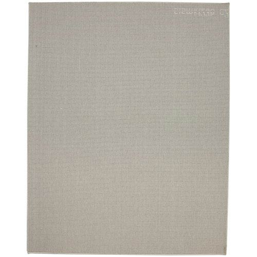 Portico Tybee Silver Rectangular: 6 Ft. 7-Inch x 9 Ft. 6-Inch