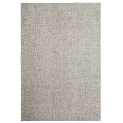 Summit Lane Casual Tone on Tone Gray Rectangular: 6 Ft. x 9 Ft. Rug