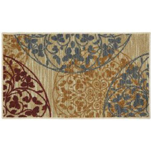 Summit Lane Transitional Multicolor Rectangular: 1 Ft. 6 In. x 2 Ft. 6 In. Rug