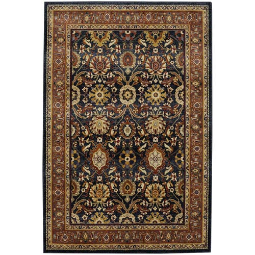 Summit Lane Traditional Multicolor Rectangular: 5 Ft. 3 In. x 7 Ft. 10 In. Rug