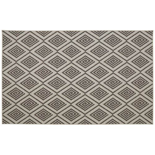 Summit Lane Transitional Cream Rectangular: 5 Ft. x 7 Ft. Rug