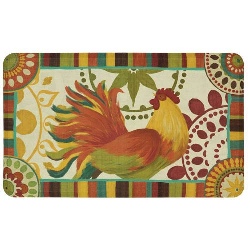 Summit Lane Casual Multicolor Rectangular: 1 Ft. 6 In. x 2 Ft. 6 In. Rug