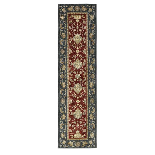 Summit Lane Traditional Multicolor Runner: 2 Ft. 1 In. x 7 Ft. 10 In. Rug