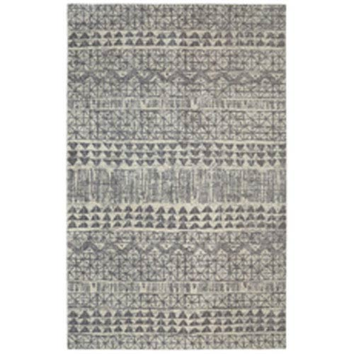 Transitional Shag Beige Rectangular: 5 Ft. x 8 Ft.