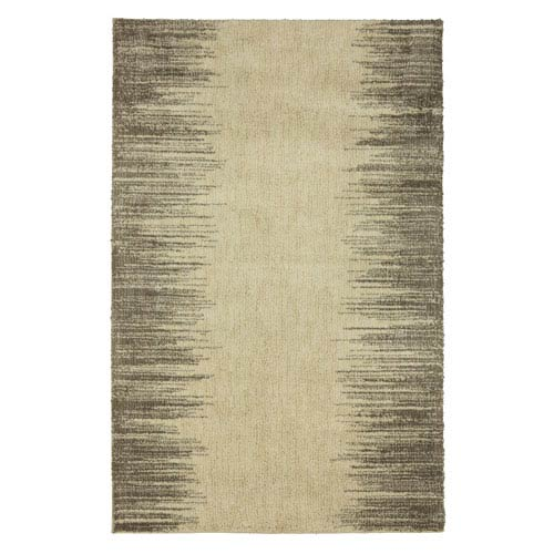 Summit Lane Contemporary Abstract Beige Rectangular: 5 Ft. x 8 Ft. Rug